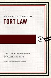 The Psychology of Tort Law